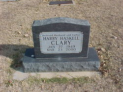 Harry Haskell Clary