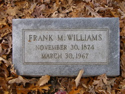 Frank M Williams