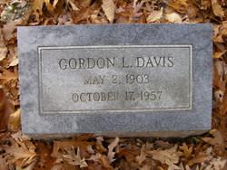Gordon L Davis