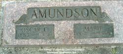 Oscar C Amundson