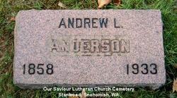 Andrew Lars Anderson