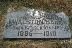 J Walston Bauer