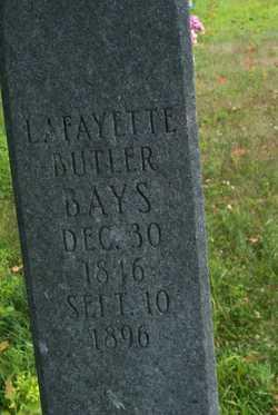 Lafayette Butler Bays