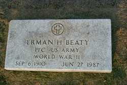 PFC Erman Henry Beaty