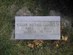 William Michael Clemens, II