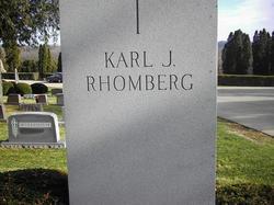Roger James Rhomberg