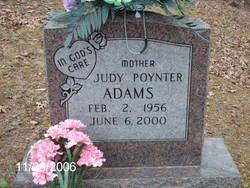 Judy Poynter <i>Damrell</i> Adams