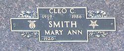 Cleo C Smith