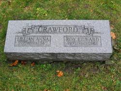 Lillian Anna Gertrude <i>Whisonant</i> Crawford