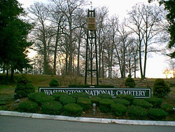Washington National Cemetery
