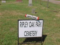 Ripley Oak Park Cemetery