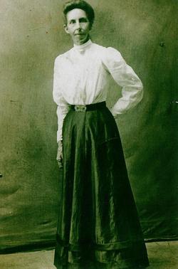 Martha Emmeline Logston