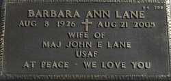 Barbara Ann Lane