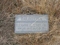 Oliver Dalbotten, Jr