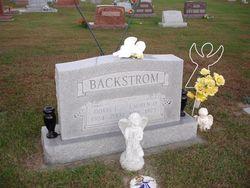 Doris E. <i>Caldwell</i> Backstrom