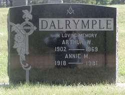 Annie May <i>Thompson</i> Dalrymple