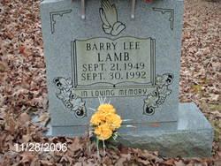 Barry Lee Lamb