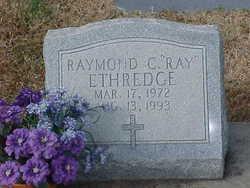 Raymond C. ''Ray'' Ethredge