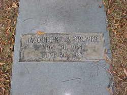 Jacqueline B. Brewer
