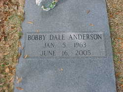 Bobby Dale Anderson