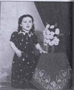 Elizabeth <i>Ovitz</i> Moskowitz