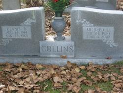 Mildred B Collins