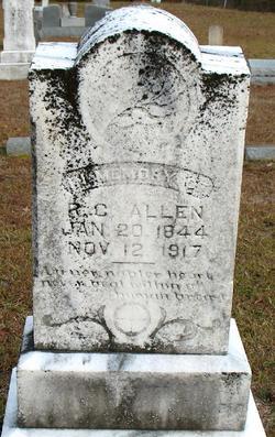 Robert Calvin Allen