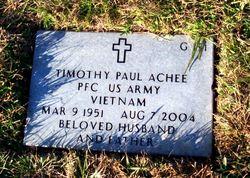 Timothy Paul Achee