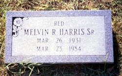 Melvin R. (RED) Harris, Sr