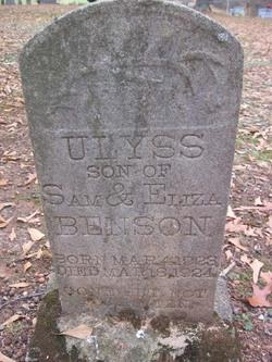 Ulyss Benson
