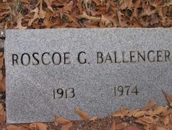 Roscoe G Ballenger