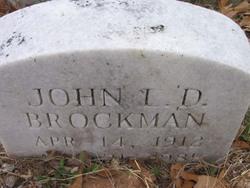 John D Brockman