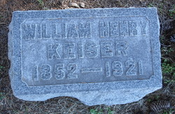William Henry Keiser