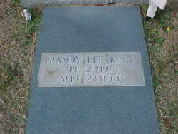 Randy Lee King