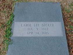 Carol Lee Becker