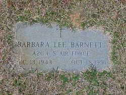 Barbara Lee Barnett