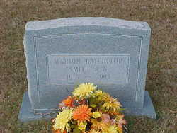 Marion Batchelor Smith