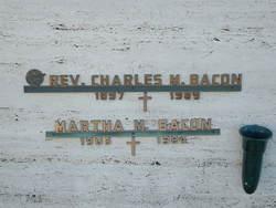 Martha M. Bacon