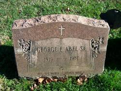 George E. Abel, Sr