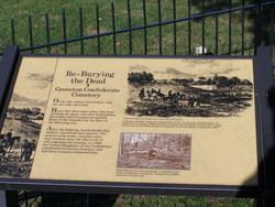 Groveton Confederate Cemetery
