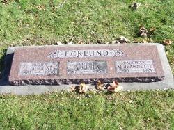 C August Ecklund