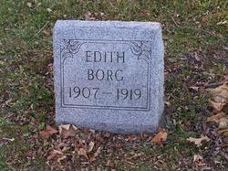 Edith Borg