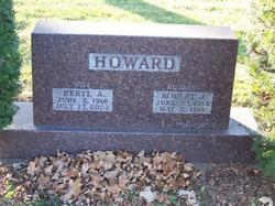 Beryl Ada <i>Clements</i> Howard