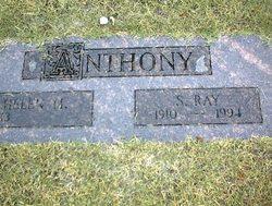 S Ray Anthony