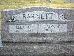 Alva C Barnett