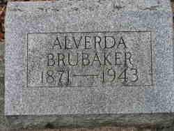 Alverda <i>Craig</i> Brubaker