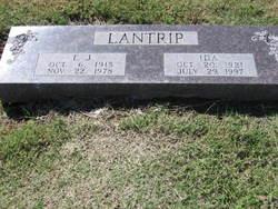 E. J. Lantrip