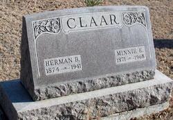 Herman B Claar