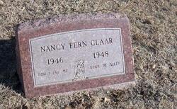 Nancy Fern Claar