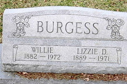Willie Burgess